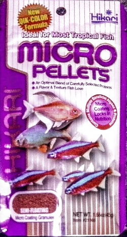 Micro Pellets